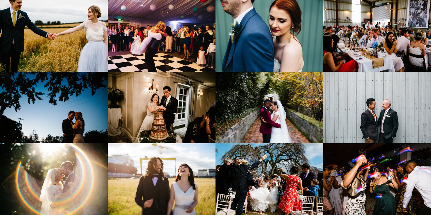 wedding photographer belfast prices