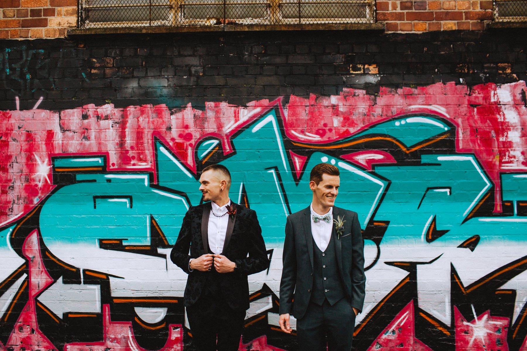 gay wedding photographer belfast