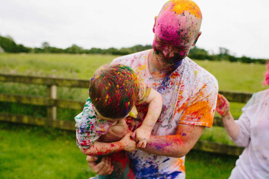 Alternative Family Photographer Northern Ireland
