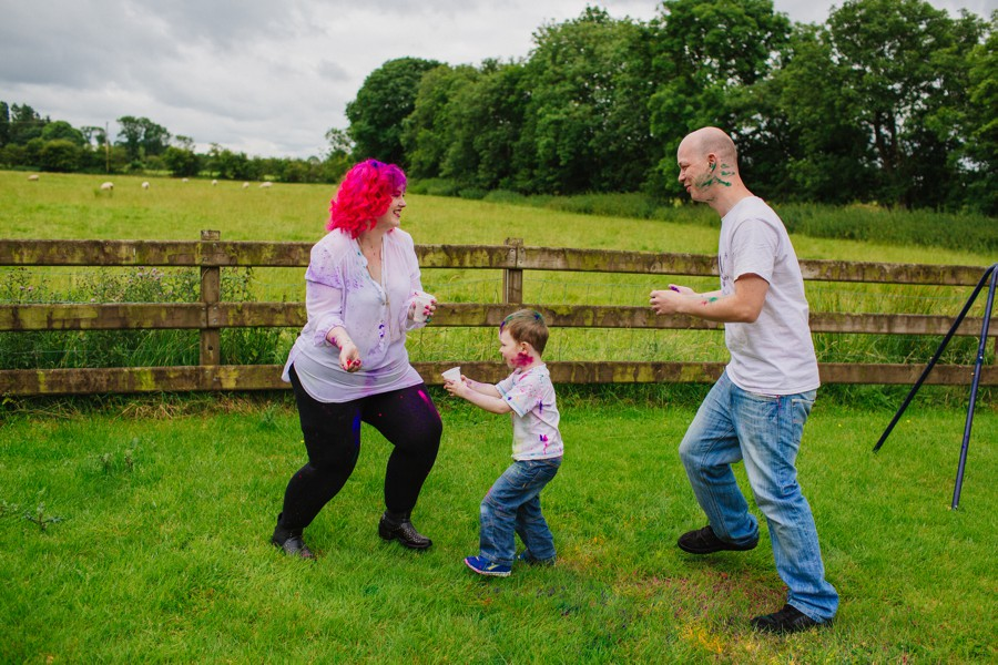 Quirky Family Photography Ireland