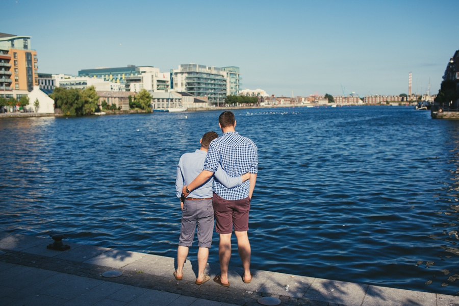 Civil Partnership Photography Northern Ireland, gay engagement photoshoot, Dublin, Ireland.