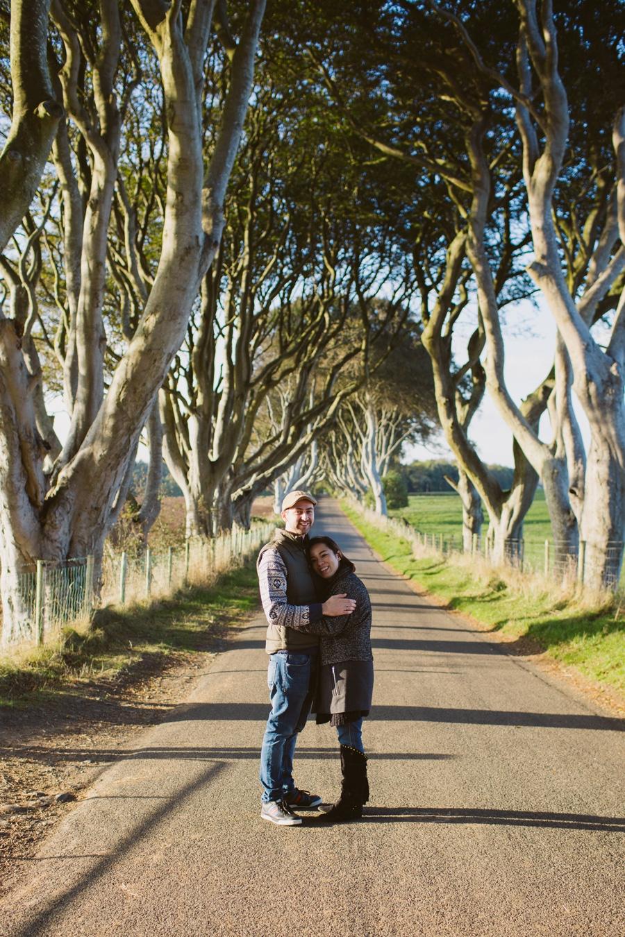 Destination Couples Photoshoot Ireland