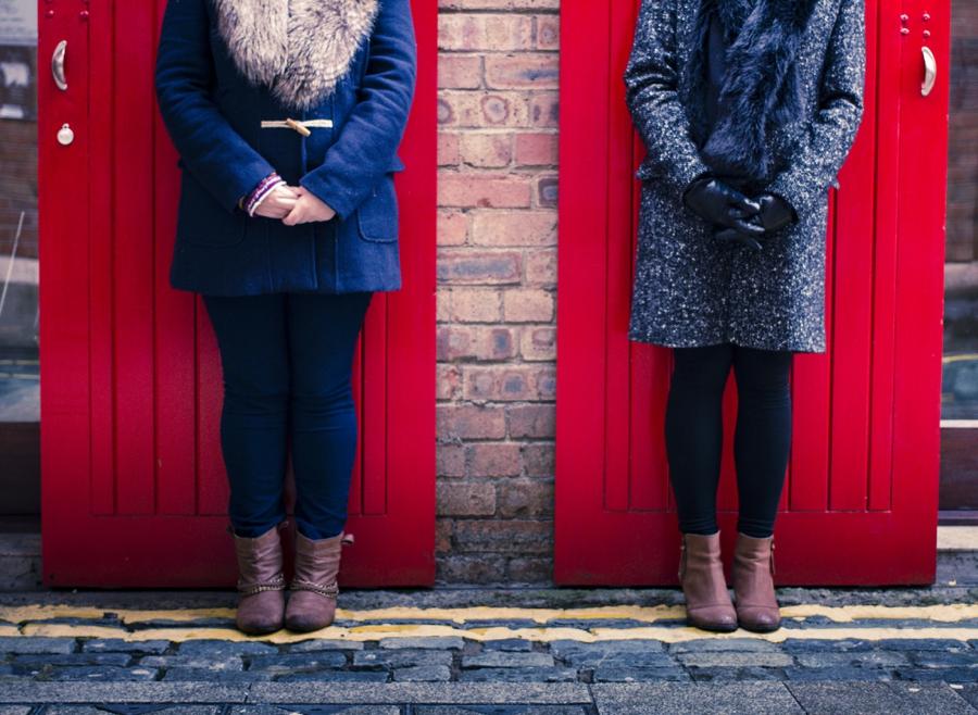 Wedding Photographer Northern Ireland, alternative photoshoot, commercial court, Belfast.