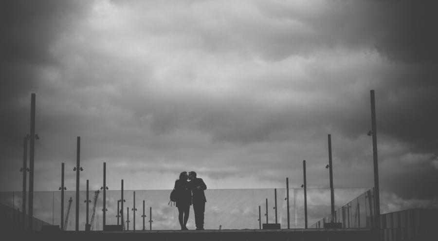 Wedding Photographer Northern Ireland, engagement photoshoot at Titanic Museum, Titanic Quarter, Belfast.