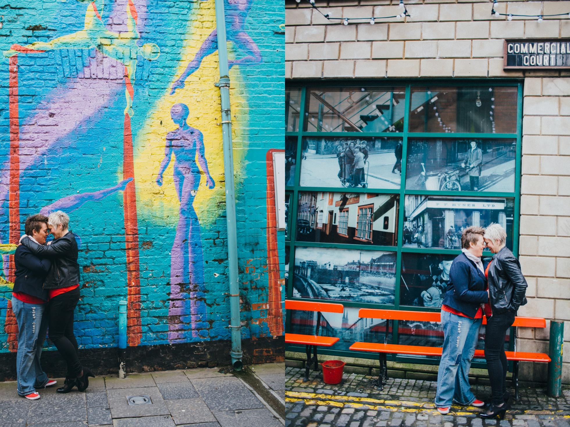 Civil Partnership Photographer Northern Ireland