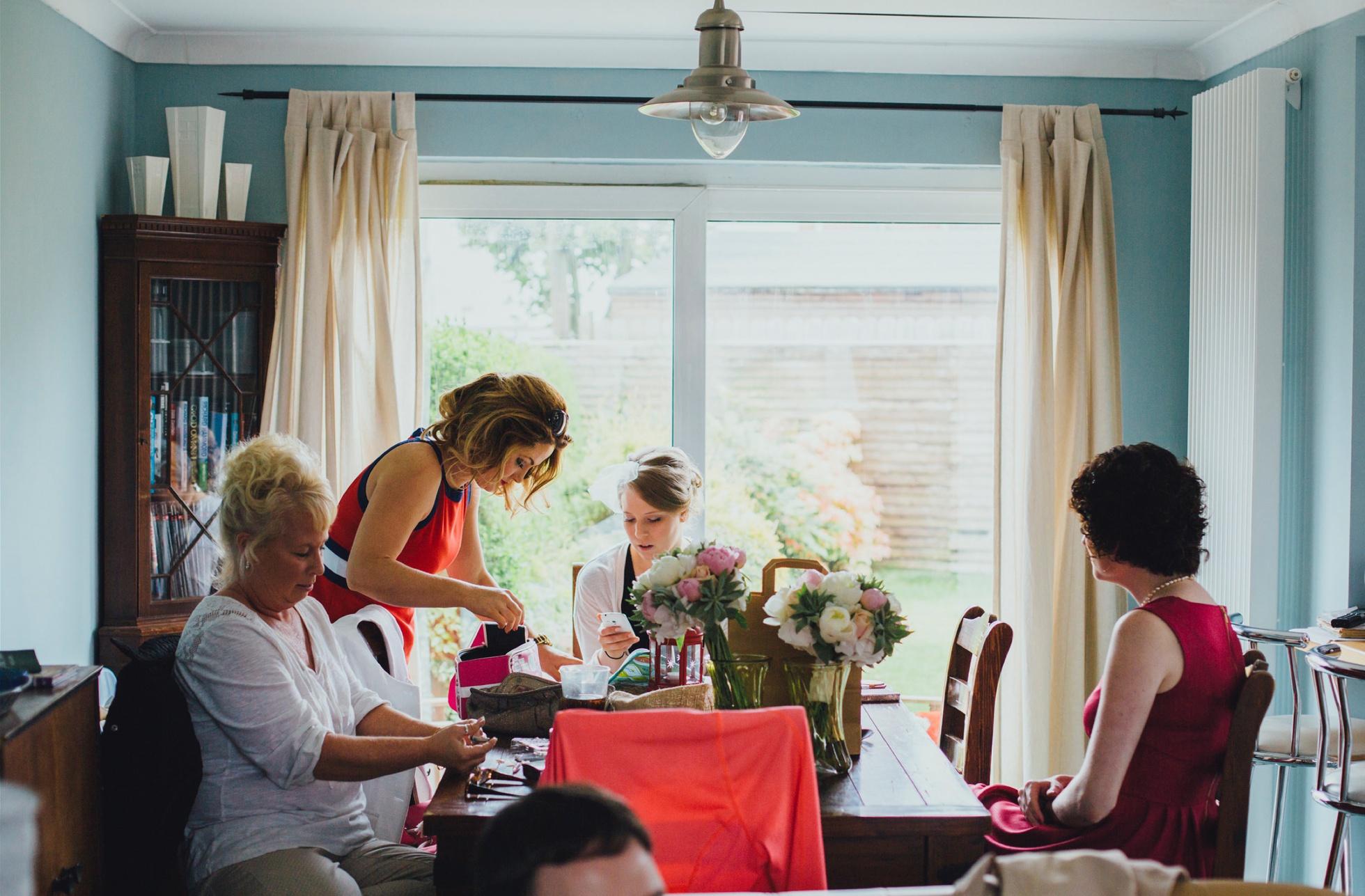 Quirky wedding photographer northern ireland