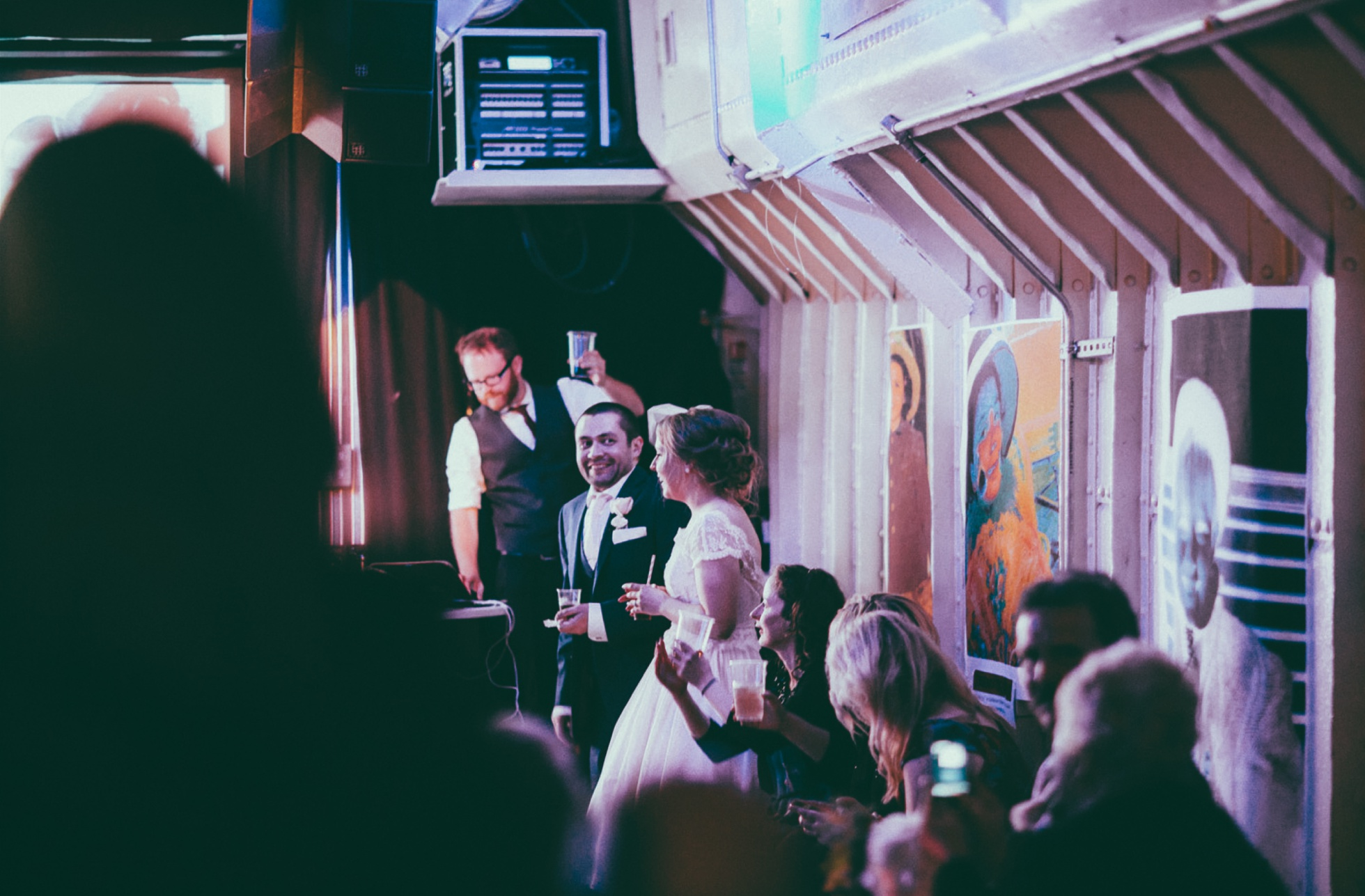 The Barge Belfast wedding photographer northern ireland