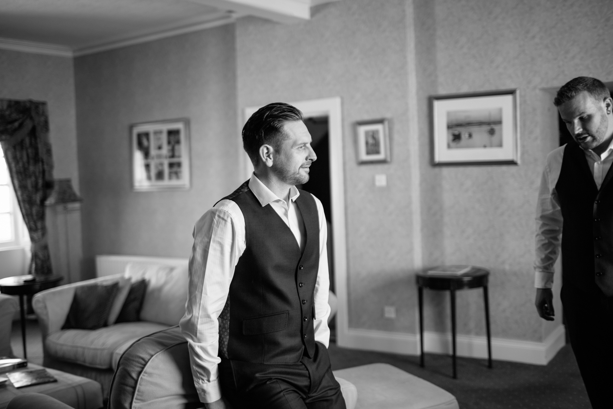 alternative wedding photographer county down