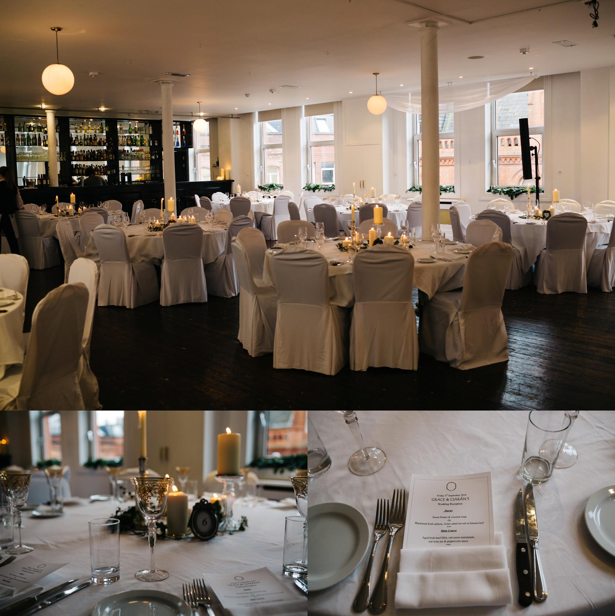wedding photographer ireland, fallon and byrne restaurant, dublin