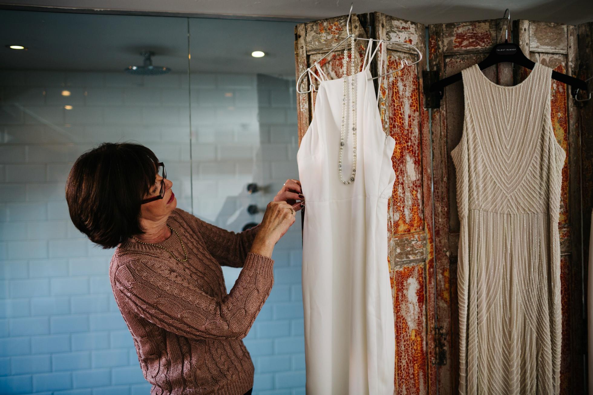 Jenny Packham wedding dress, Dublin Ireland