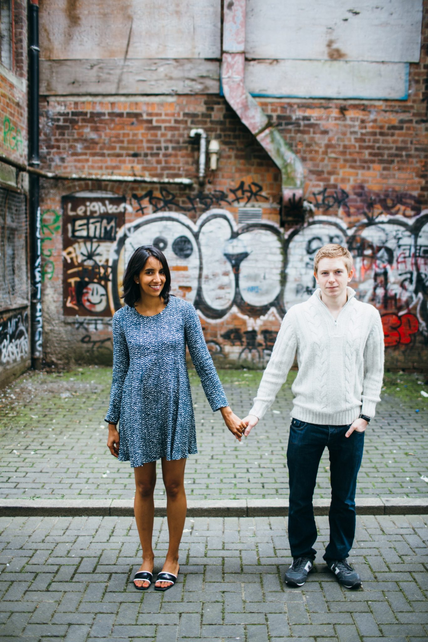 alternative engagement photography belfast