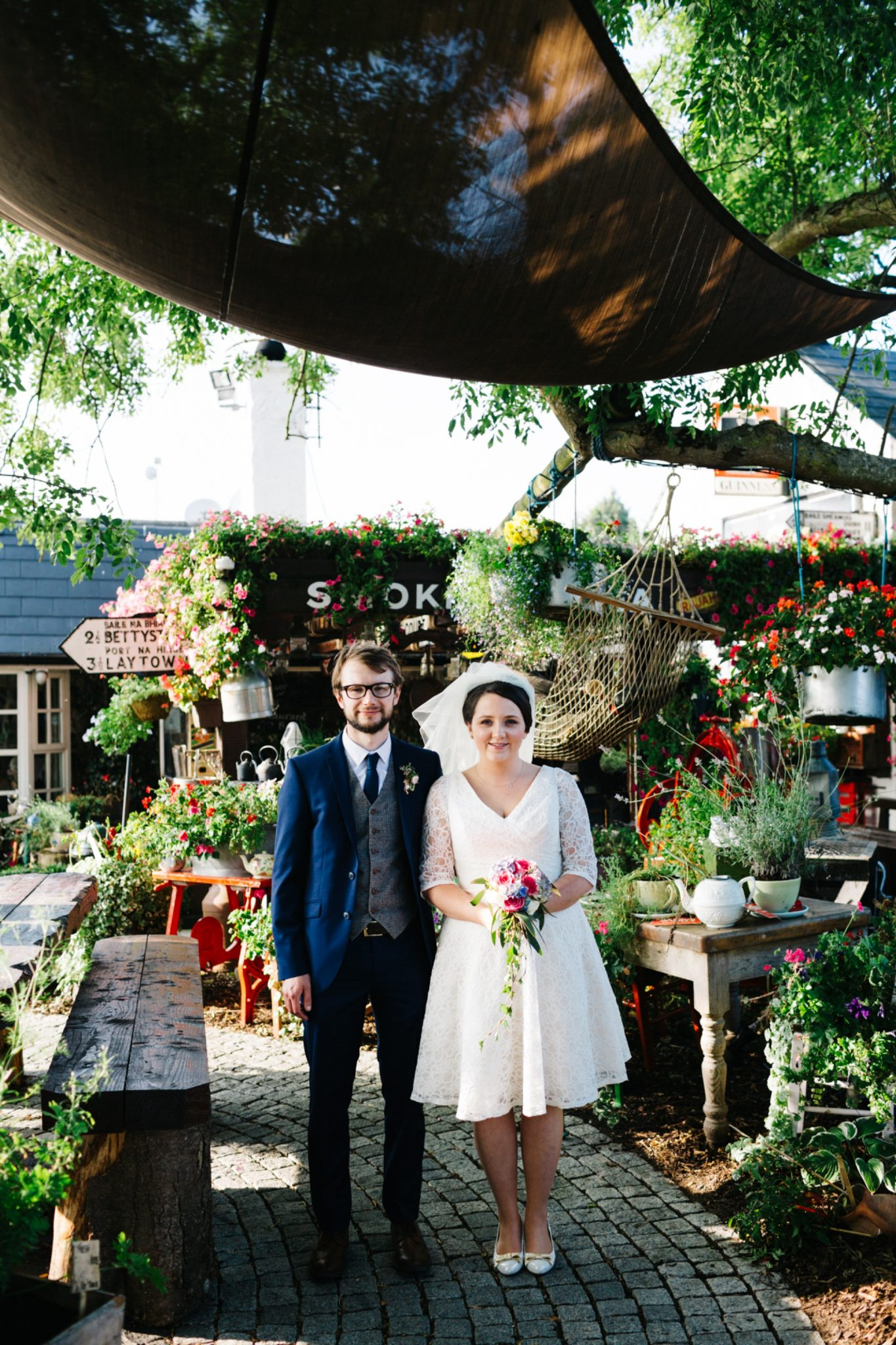 northern ireland alternative wedding photography