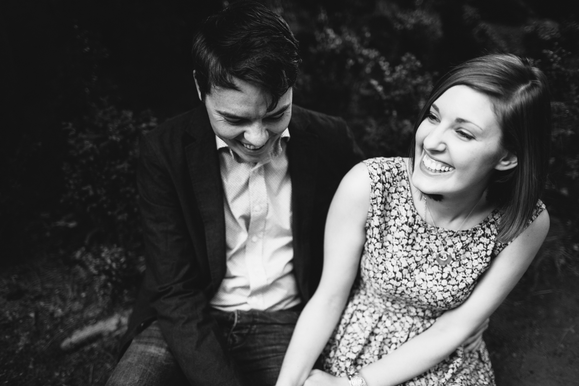 quirky engagement photography northern ireland