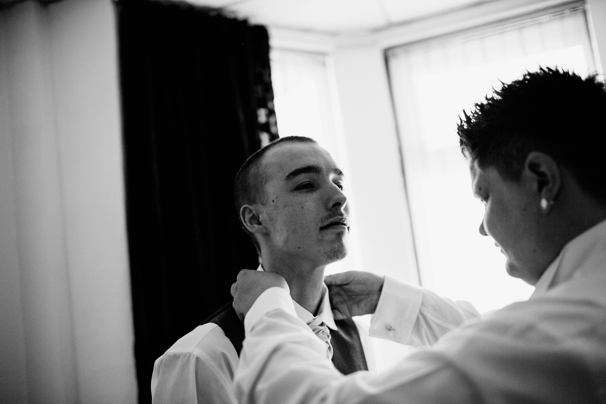 northern ireland gay wedding photographer