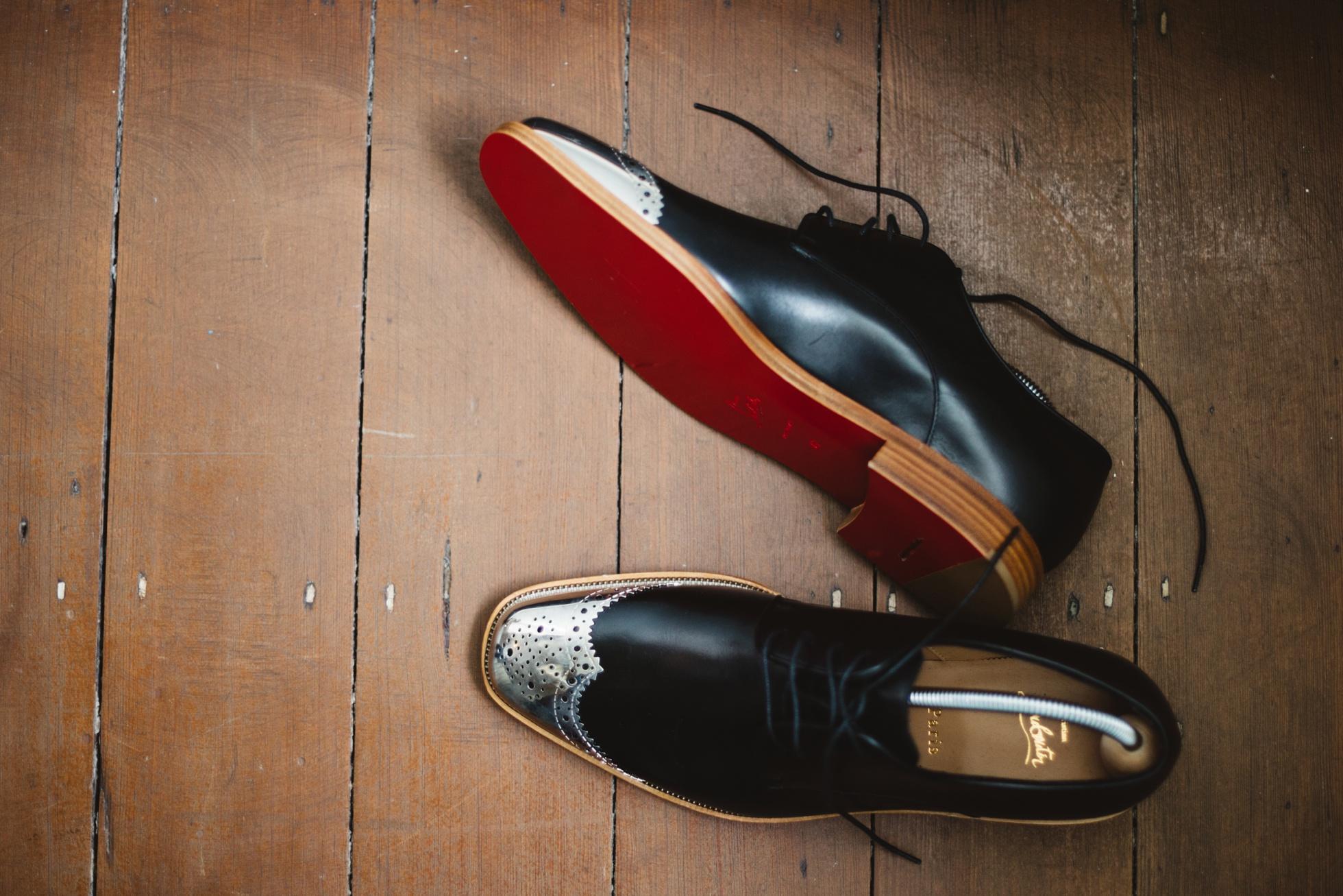 mens louboutin wedding shoes, wedding photography ireland