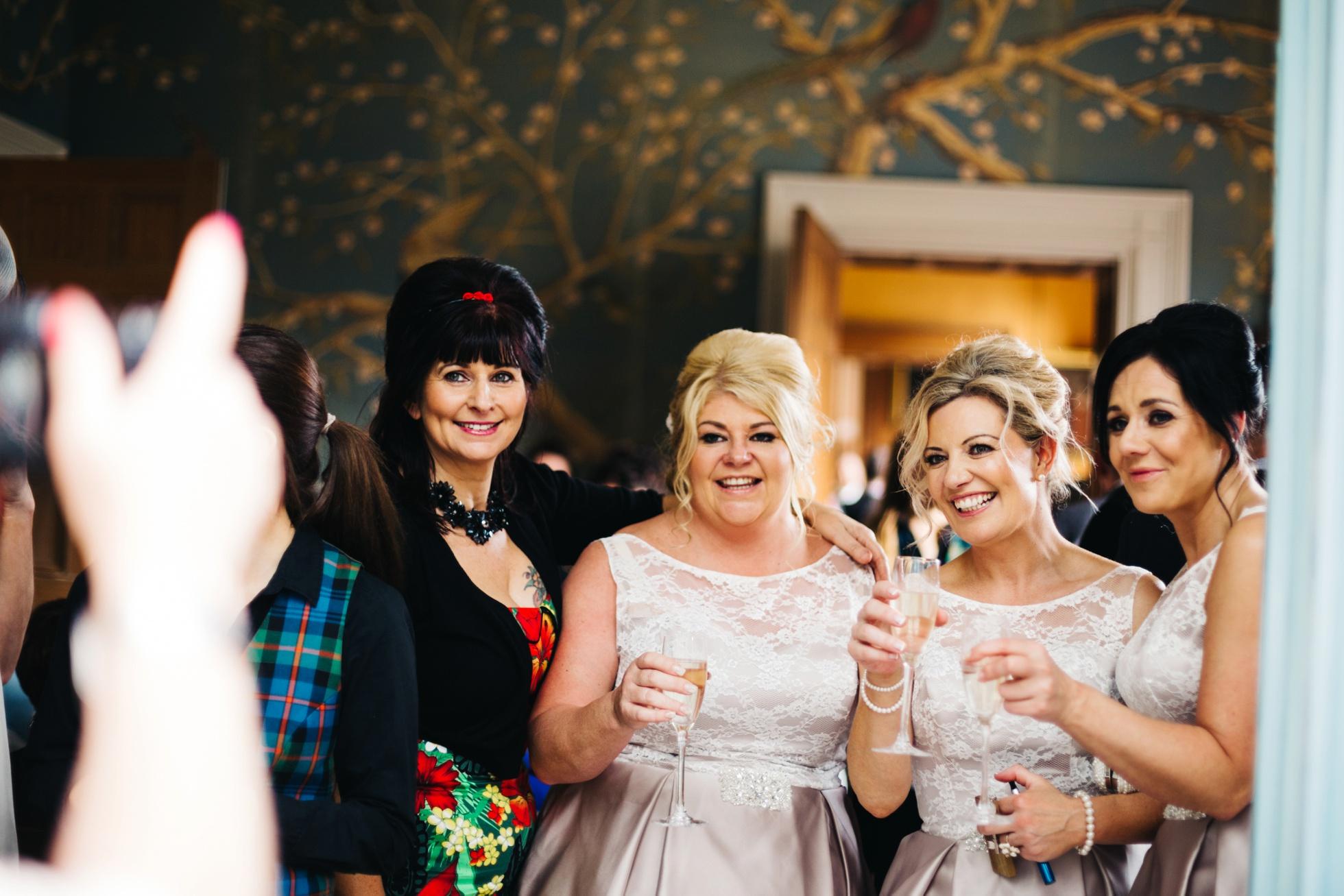 groomsmaids, gay wedding photographer ireland