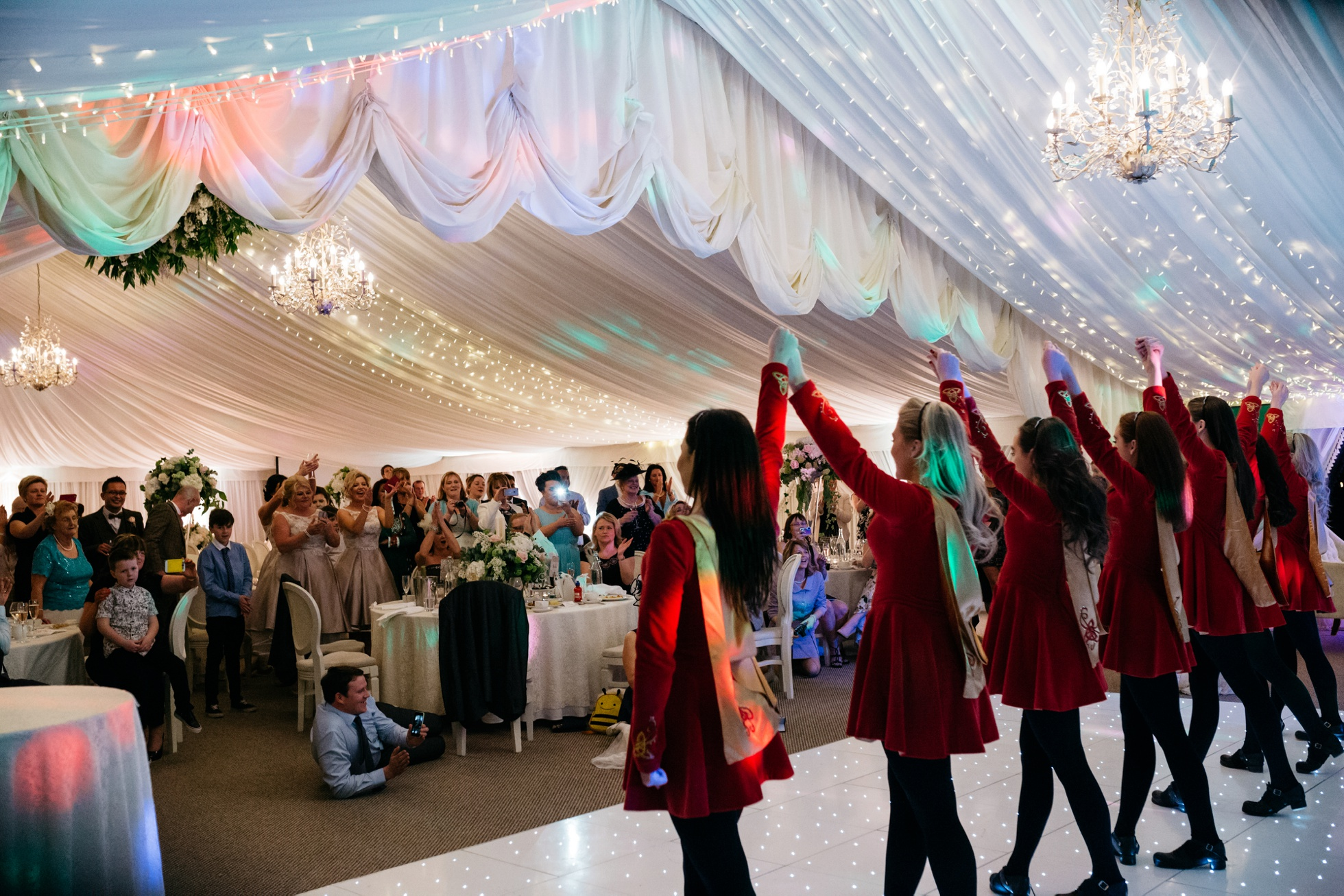 Innova Irish Dance Company, gay wedding photographer ireland