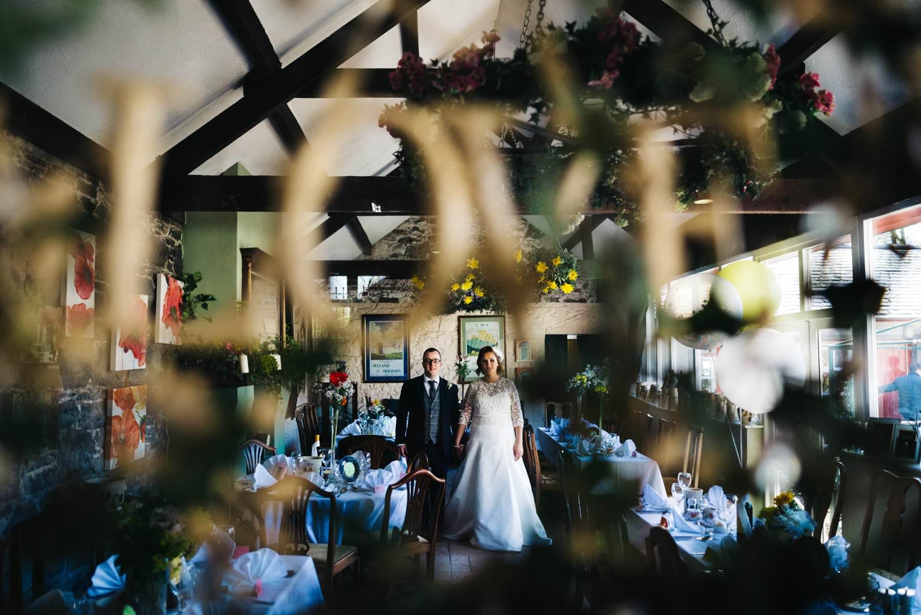 creative wedding photography northern ireland