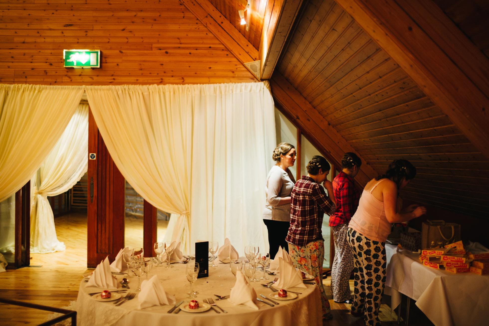 castle upton northern ireland wedding photography