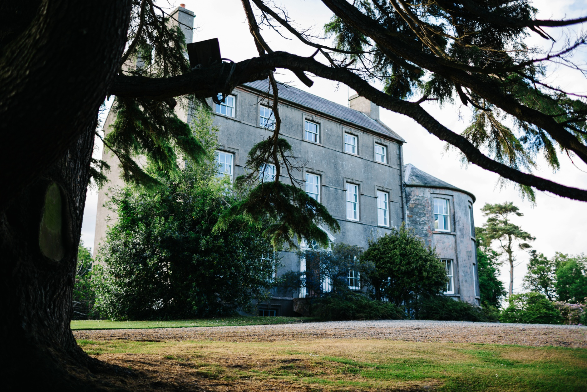 Ballydugan House Downpatrick wedding photographer northern ireland