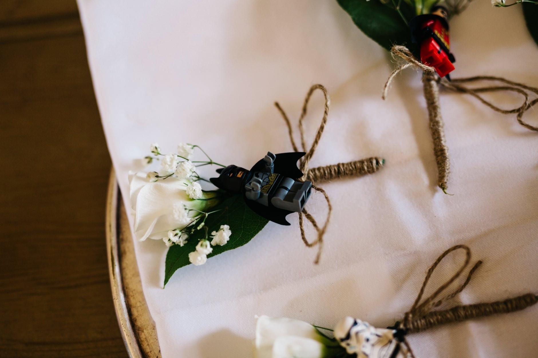 wedding photographer ireland lego batman