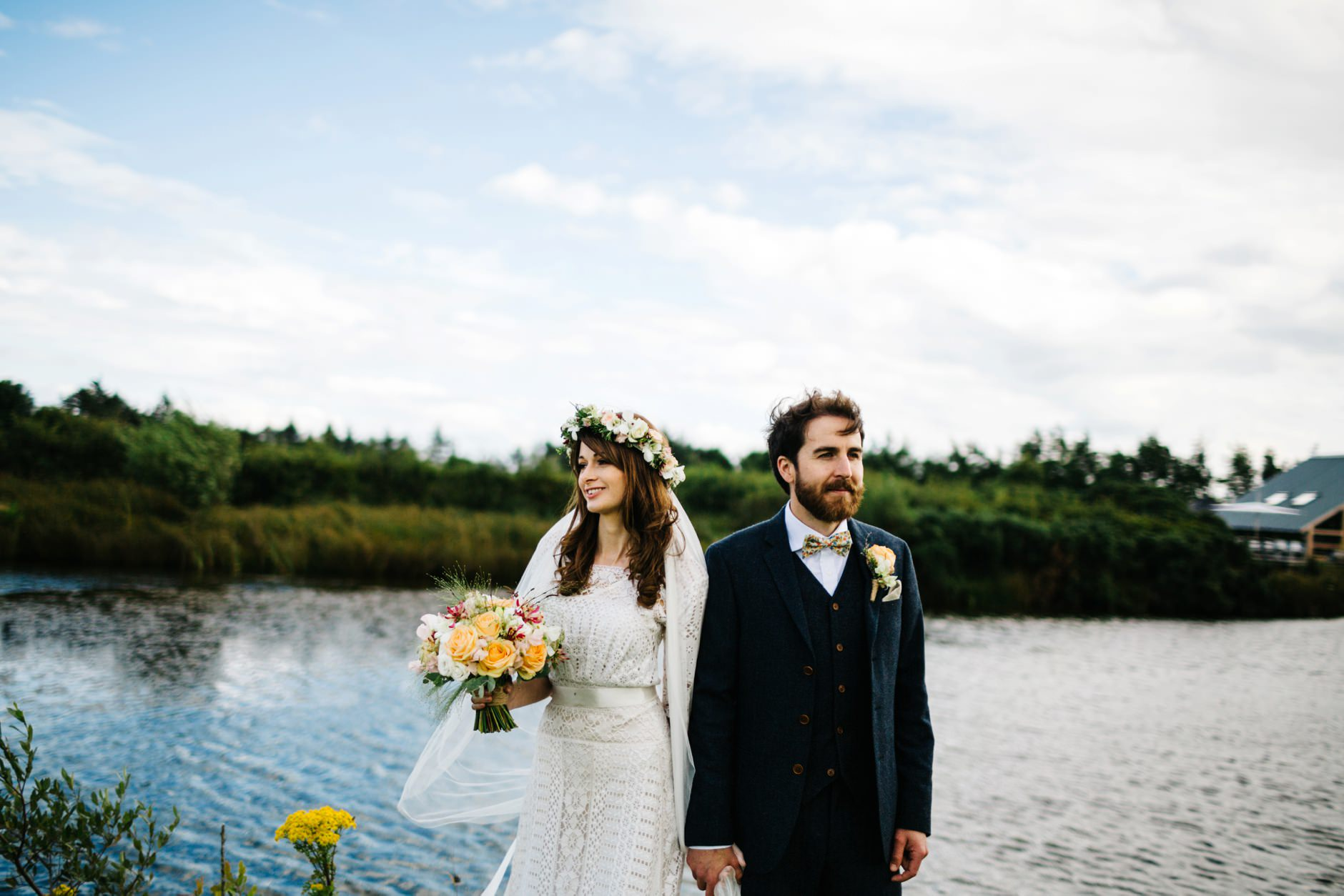 Wedding Photographer Northern Ireland | Conor and Ruth – Honey and ...