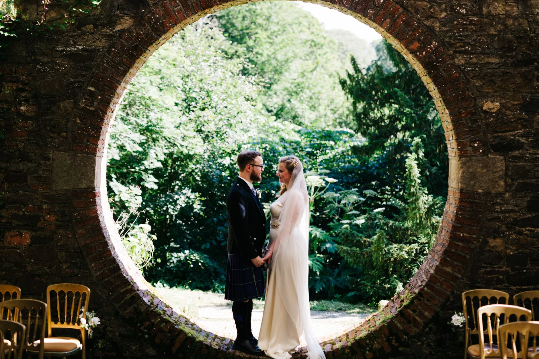 moon garden drenagh limavday wedding photographer northern ireland