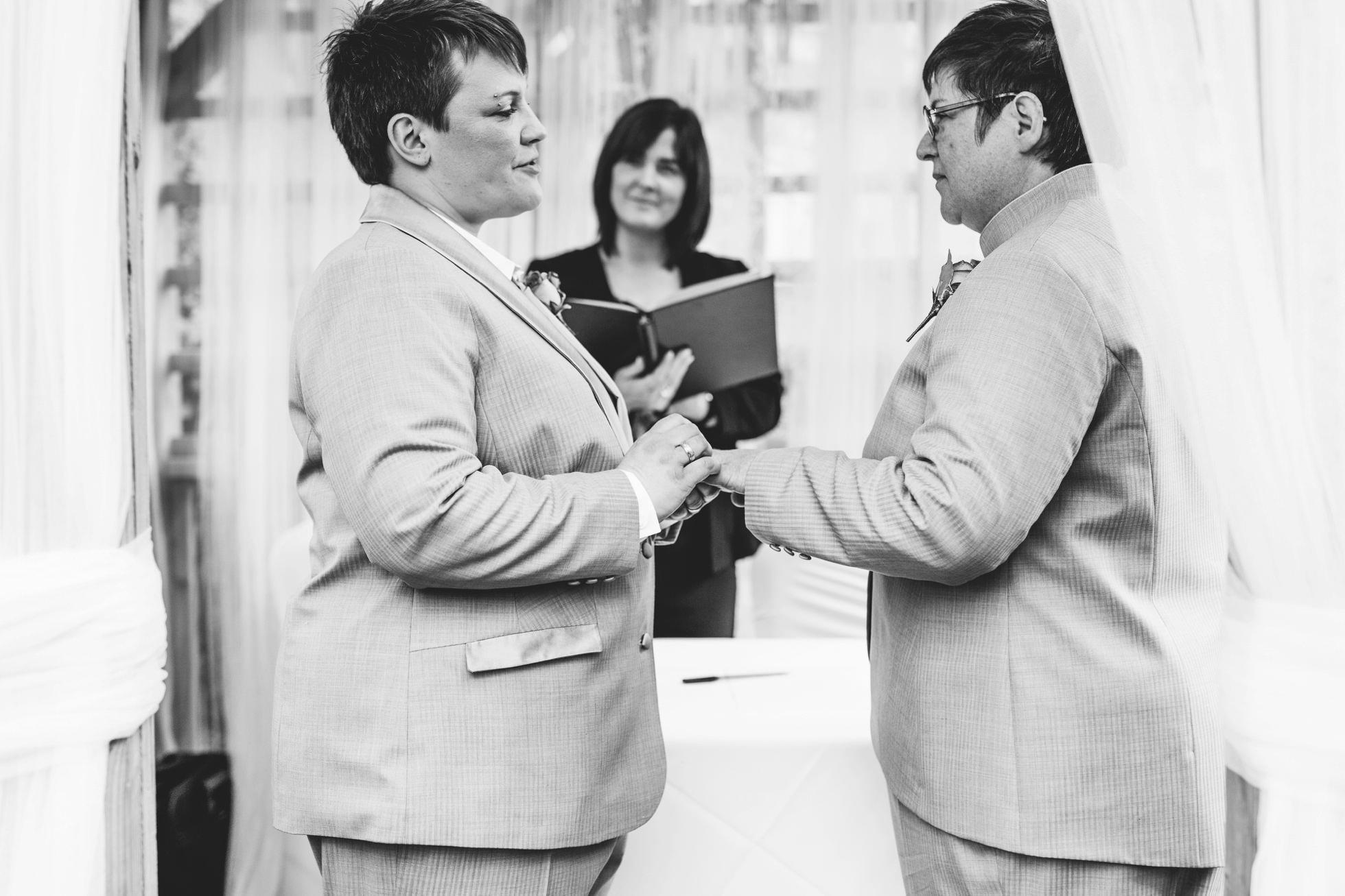 same sex wedding photography northern ireland