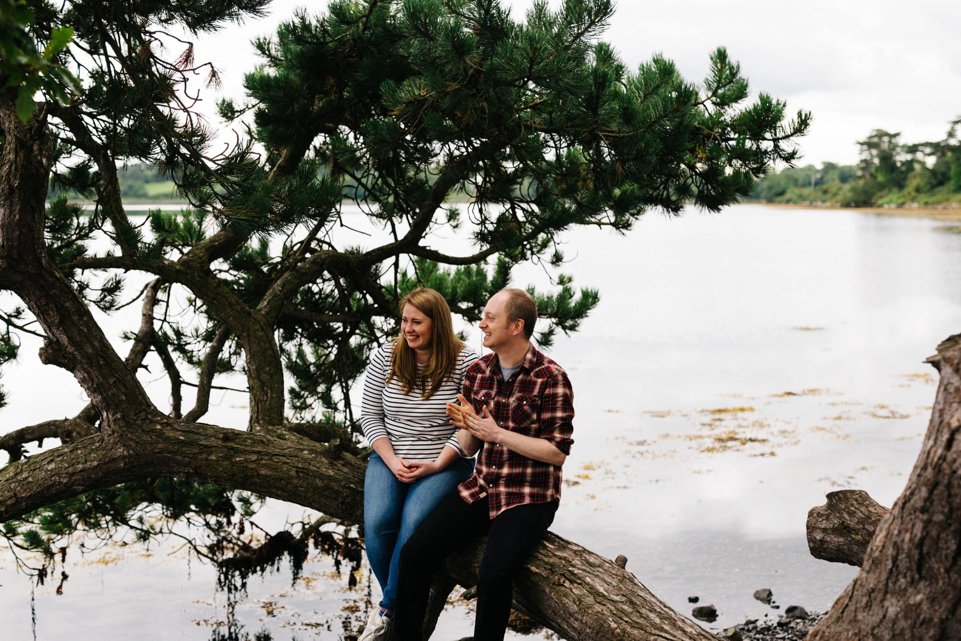 Nice engagement pictures in northern ireland