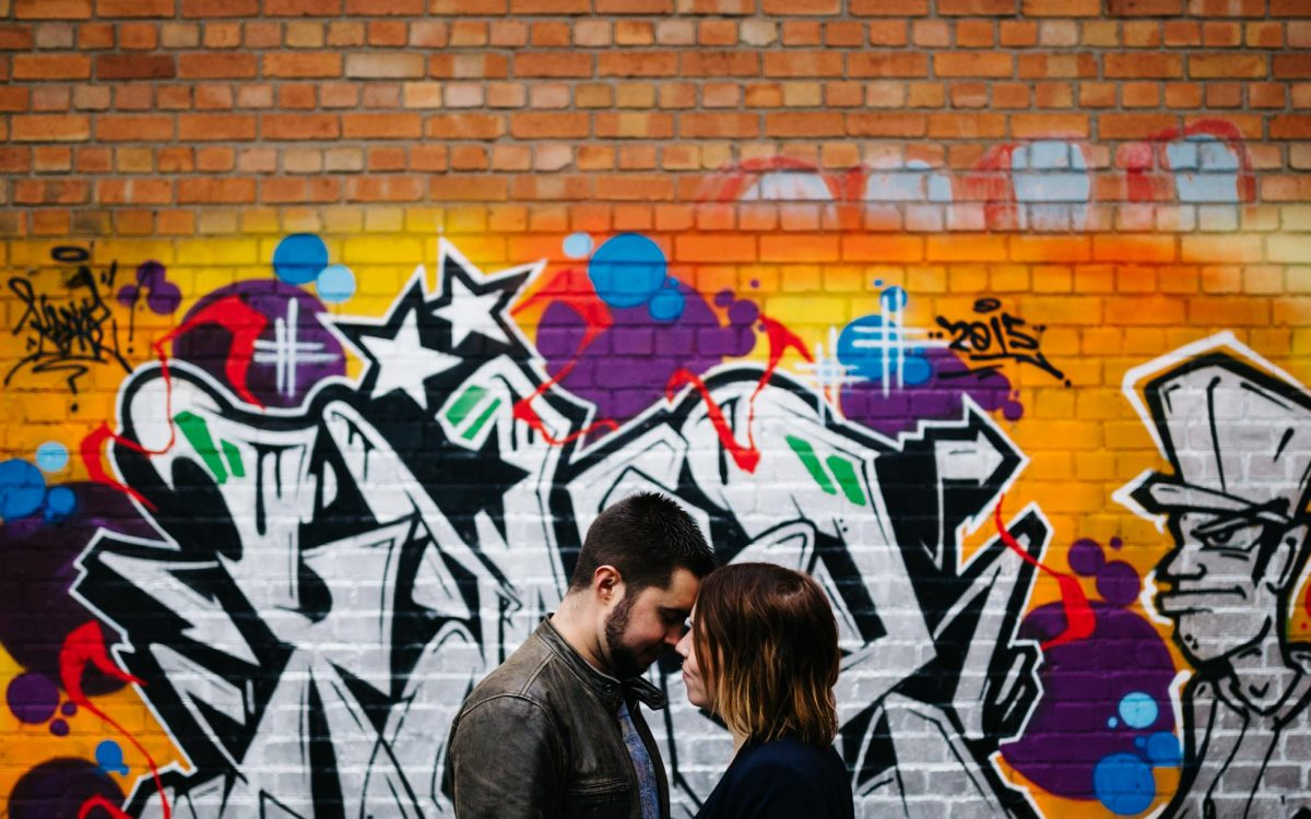 Engagement Photography Belfast Northern Ireland | Conor and Kelsey