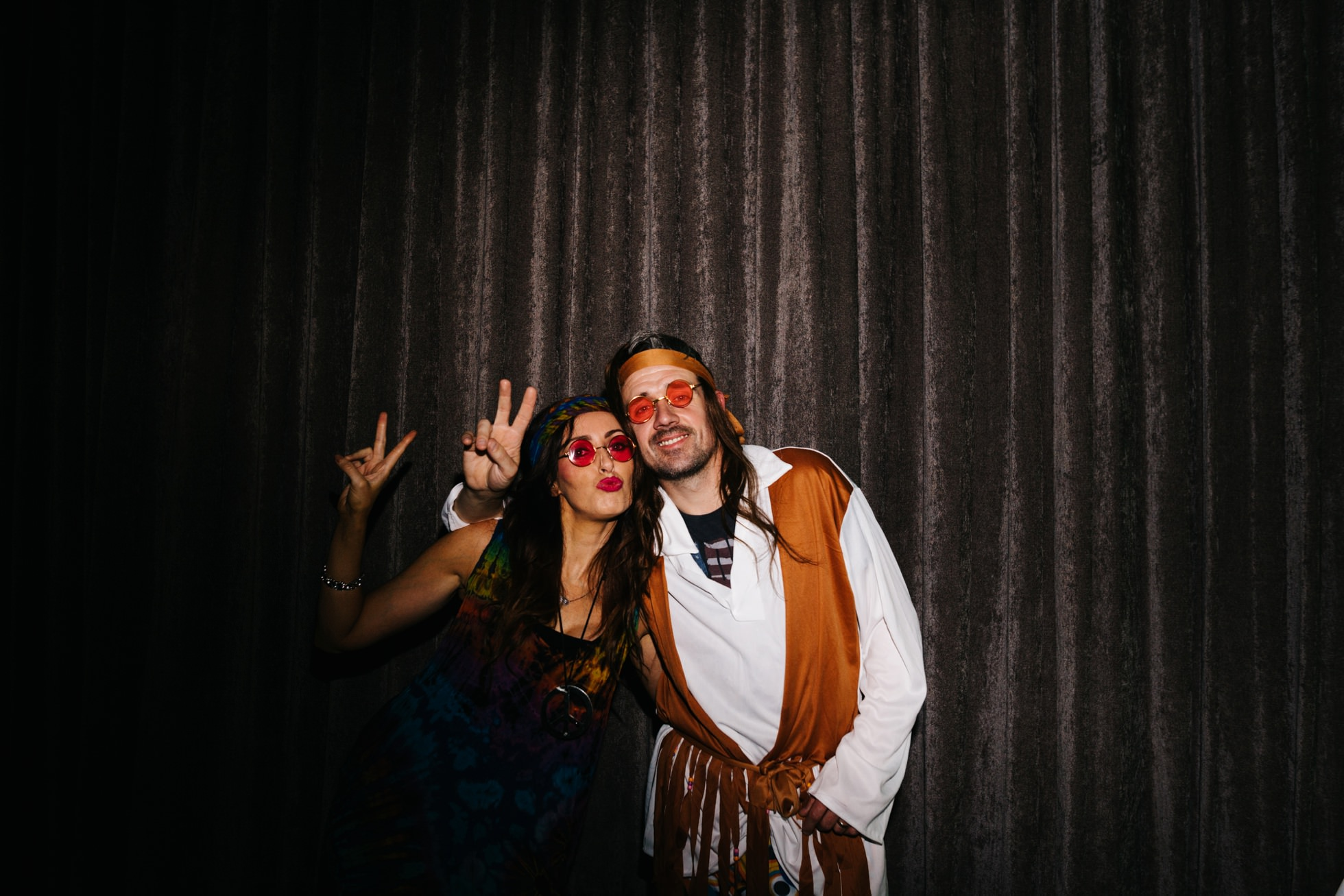 hippie wedding photography northern ireland