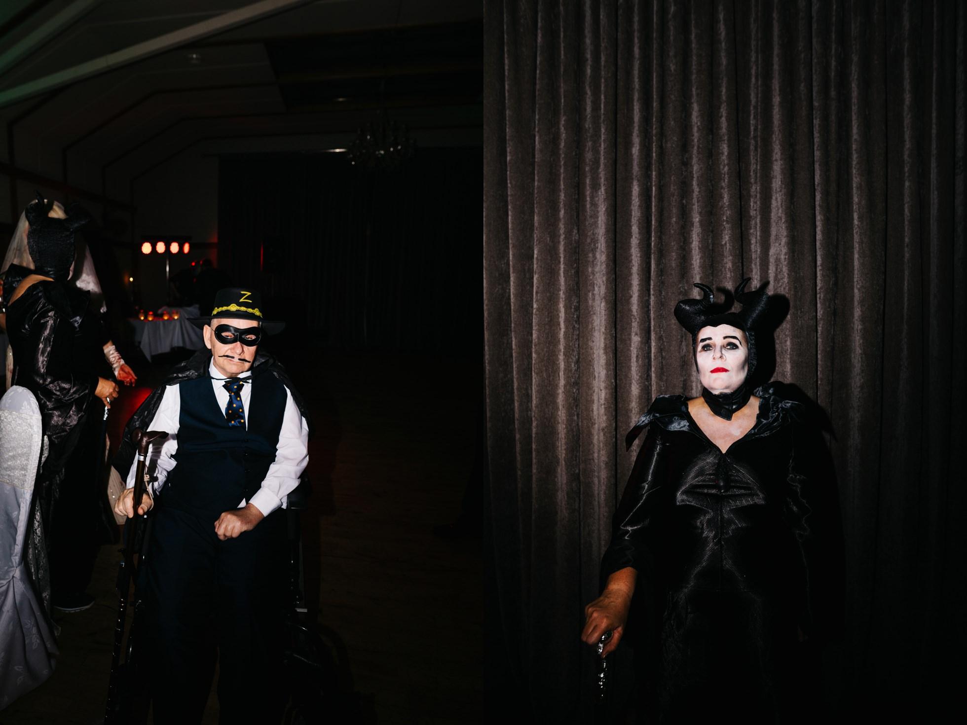 maleficent wedding photography northern ireland