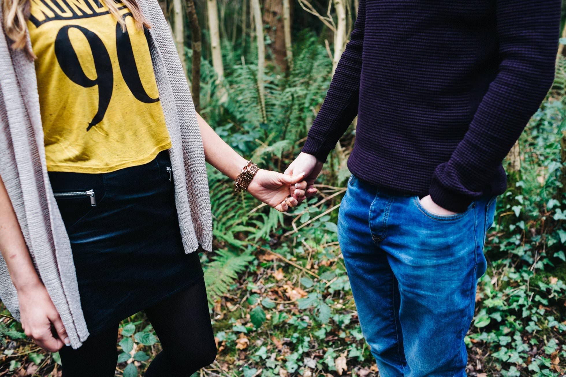 engagement photoshoot ireland