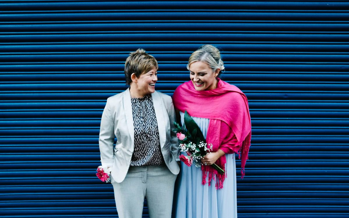 Wedding Photography Northern Ireland | Claire and Heather
