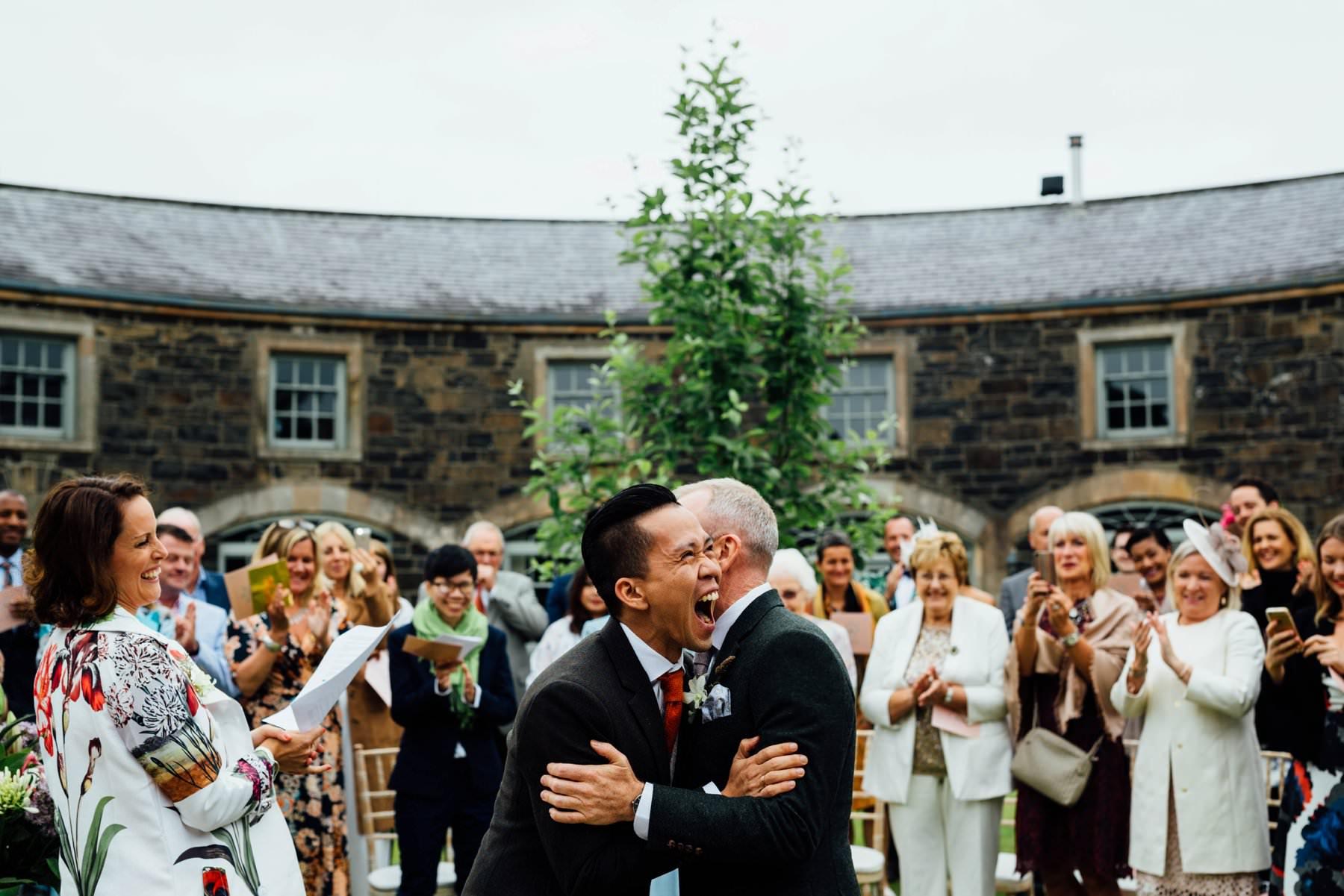 amazing gay wedding in ireland