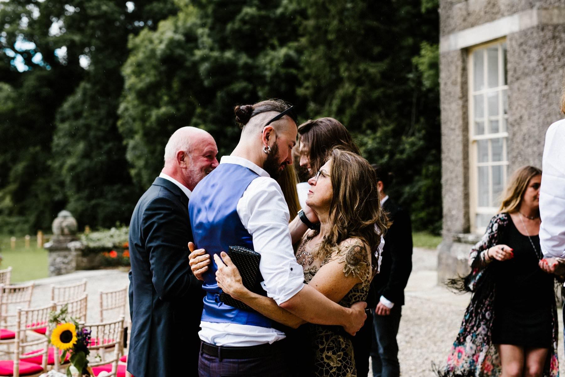 emotional wedding photography ireland