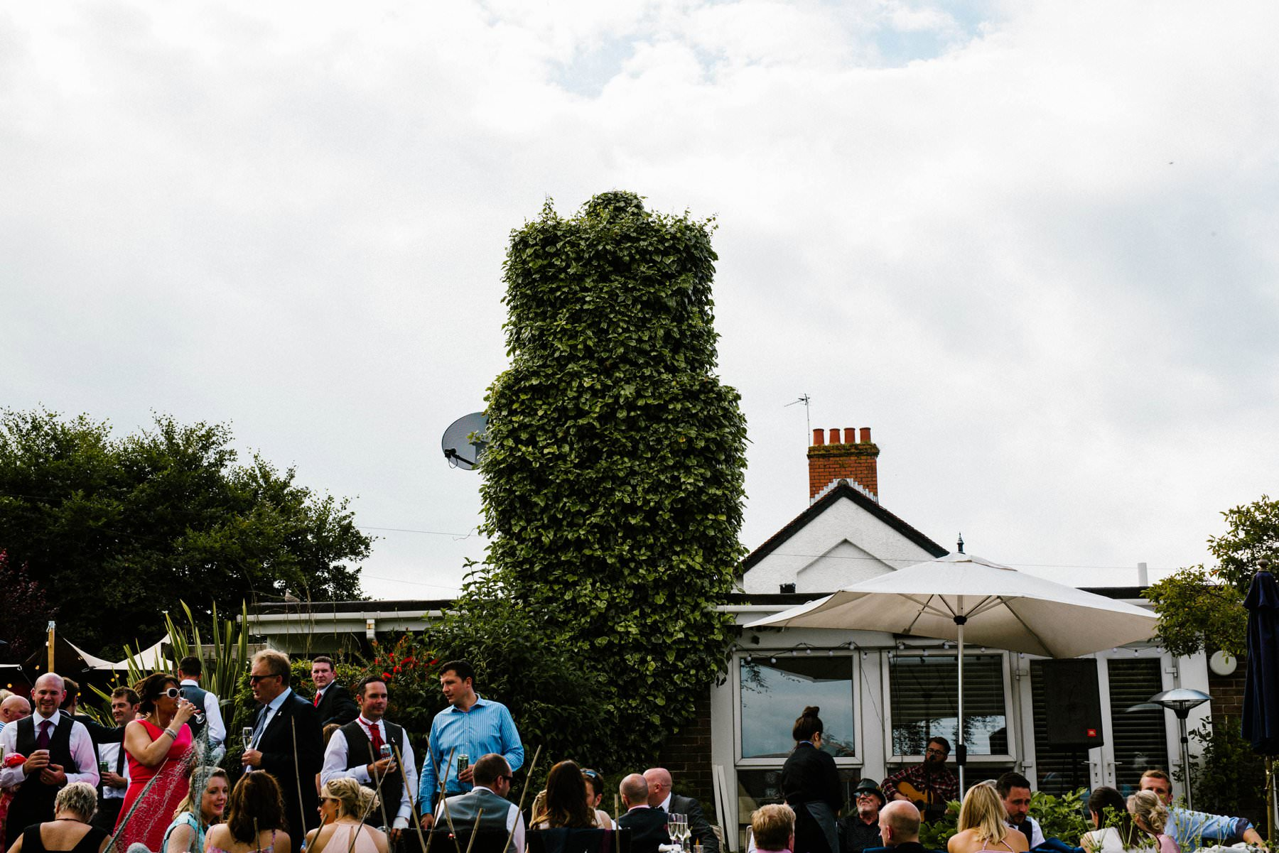garden wedding photographer northern ireland