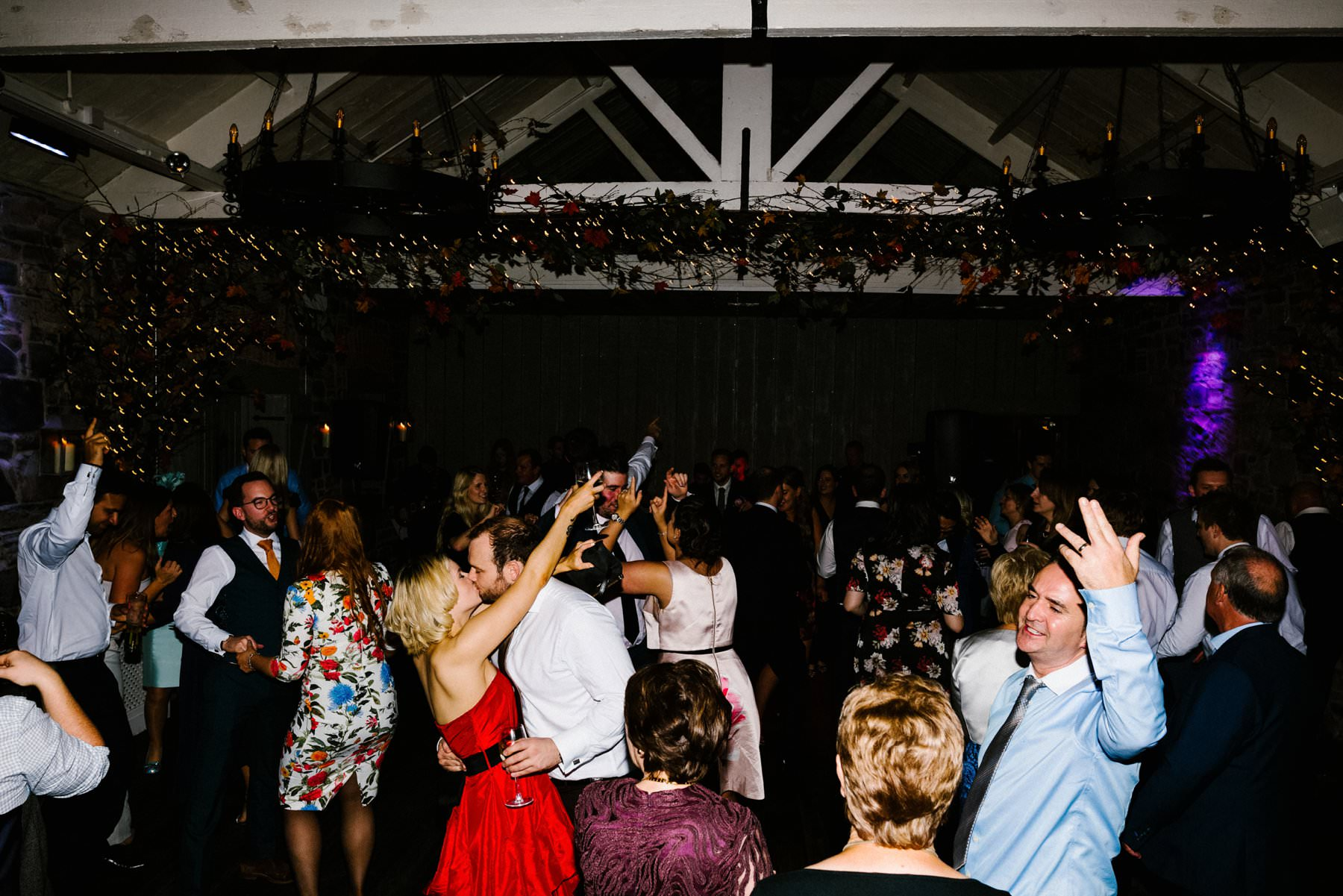 epic dance floor wedding photography northern ireland