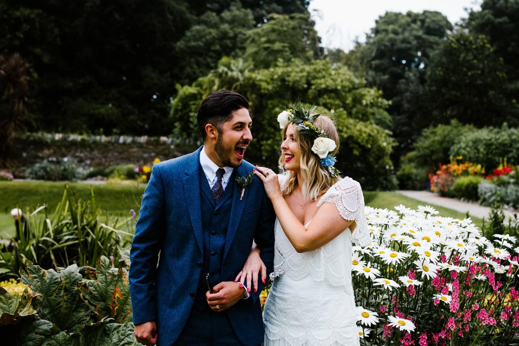 wedding photography castle ward northern ireland