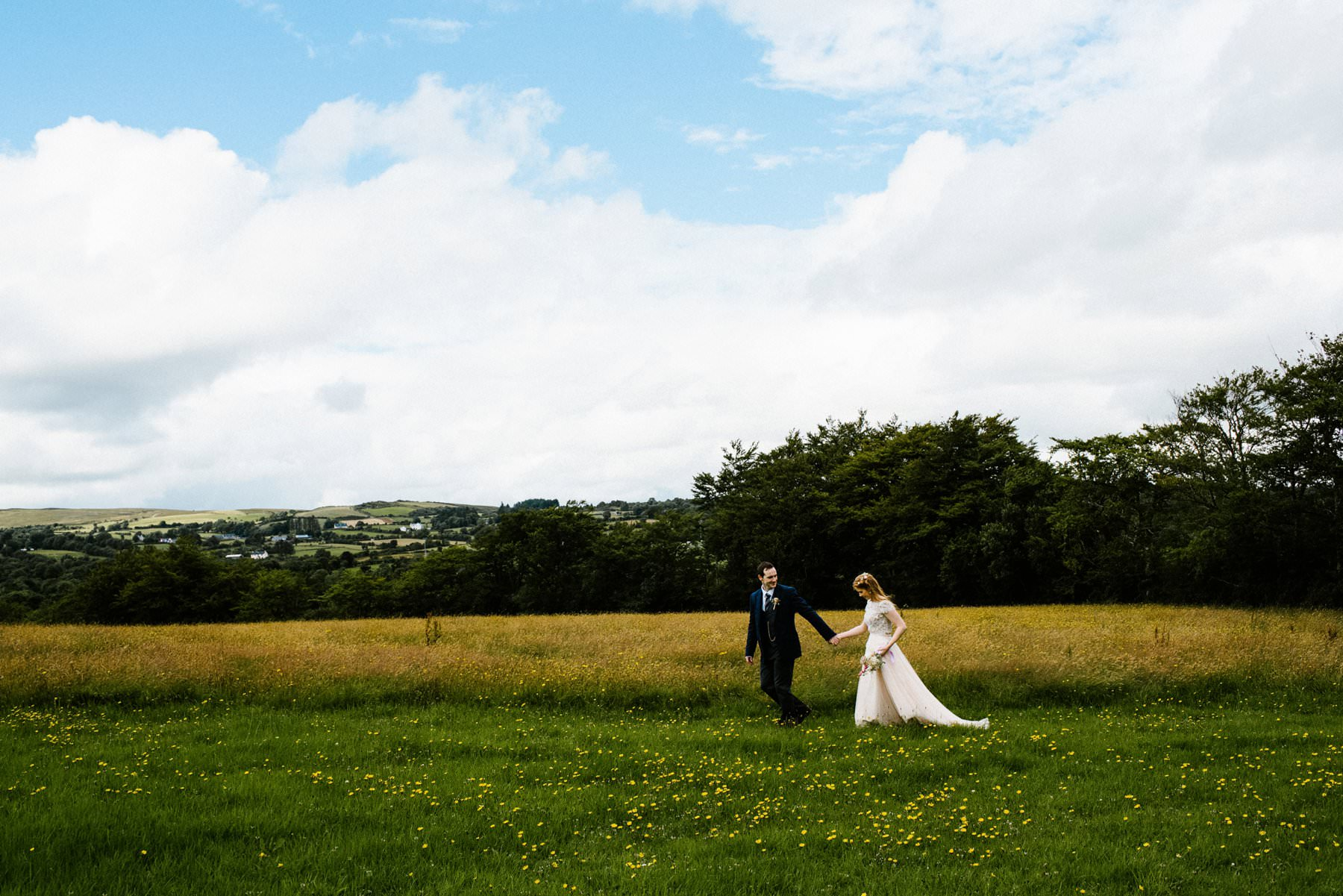 irish wedding photography