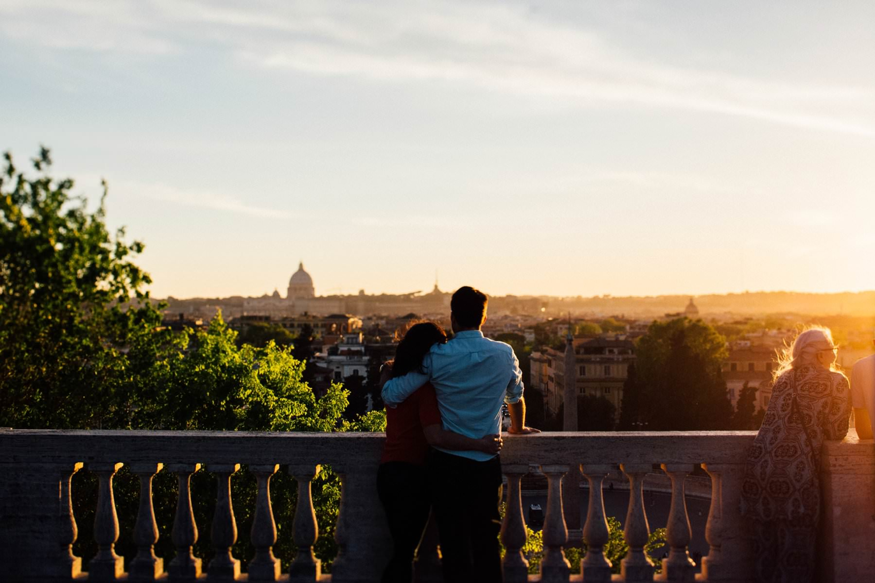destination wedding photographer rome italy