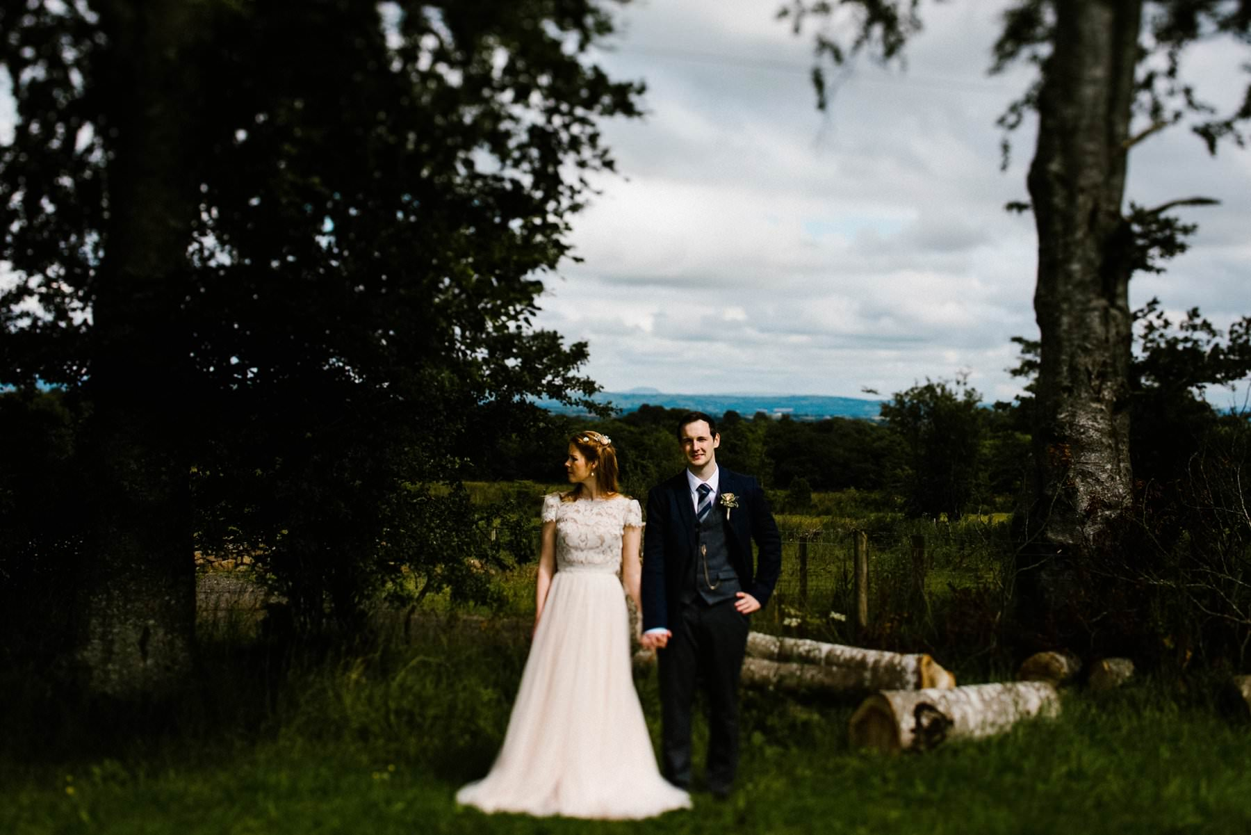 creative wedding photography ireland
