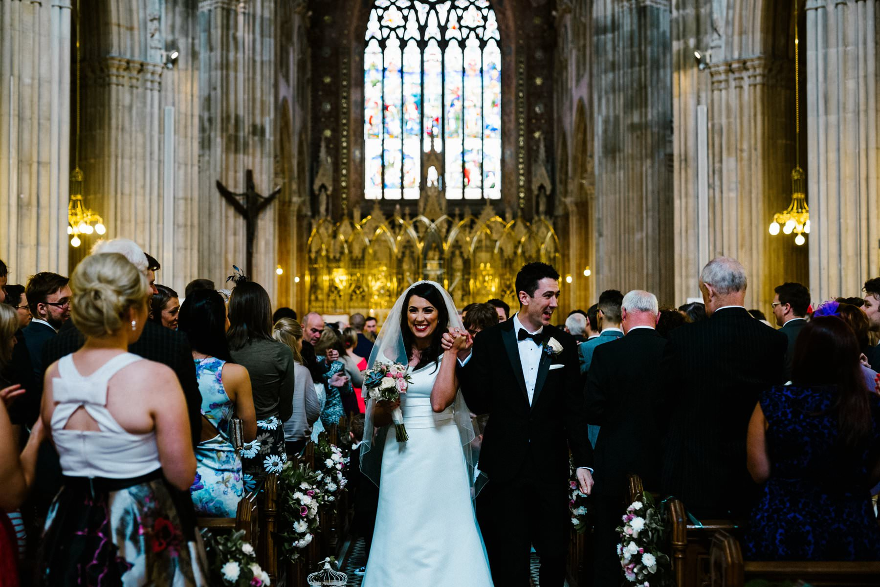 armagh cathedral wedding photography northern ireland