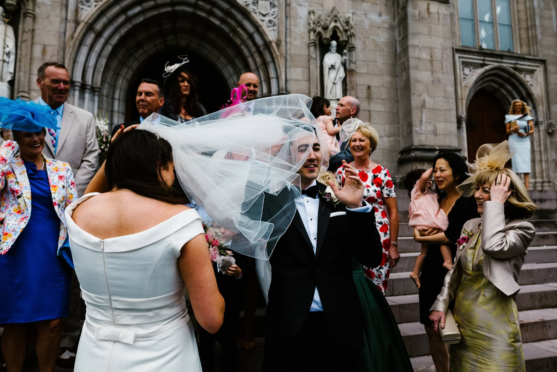 documentary wedding photography ireland