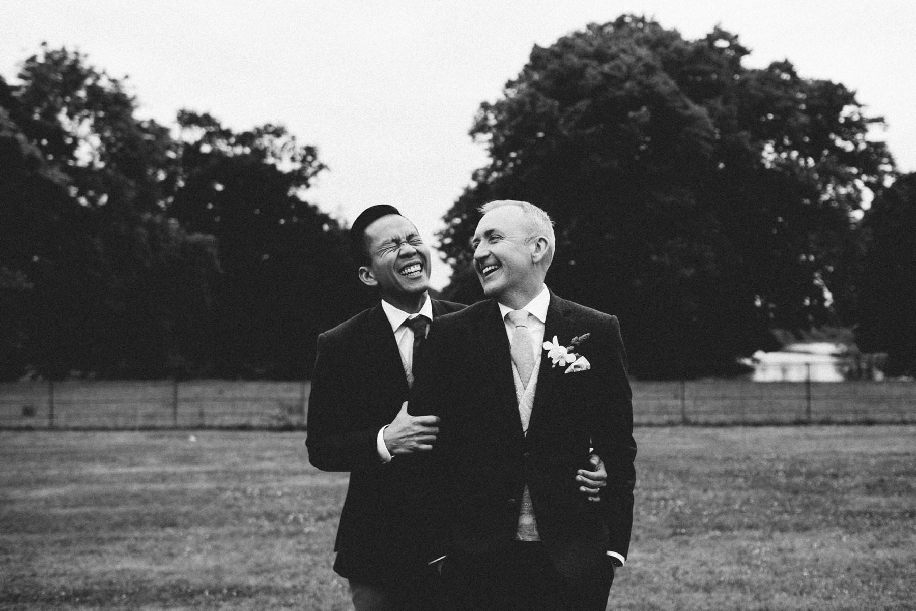 gay wedding photography ireland