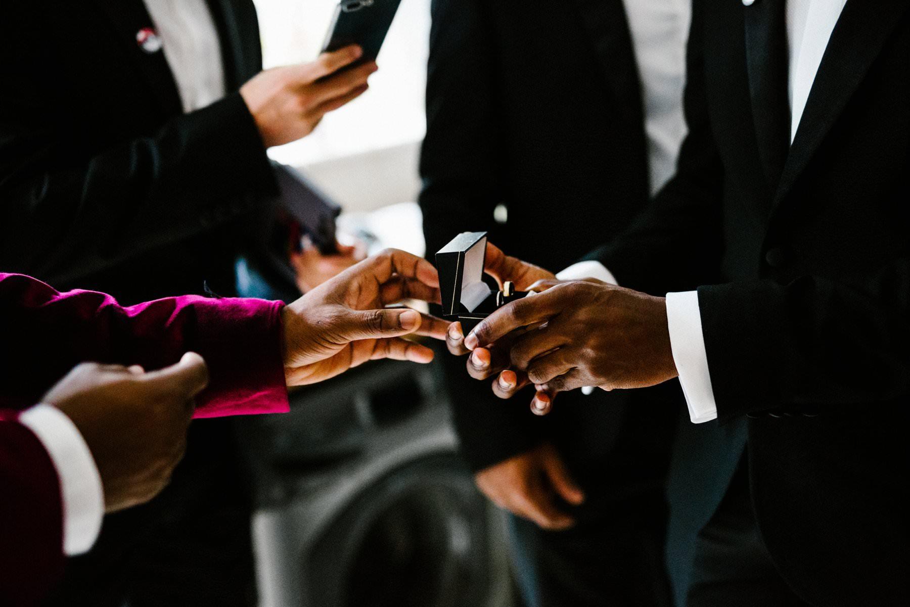 wedding ring wedding photographer northern ireland