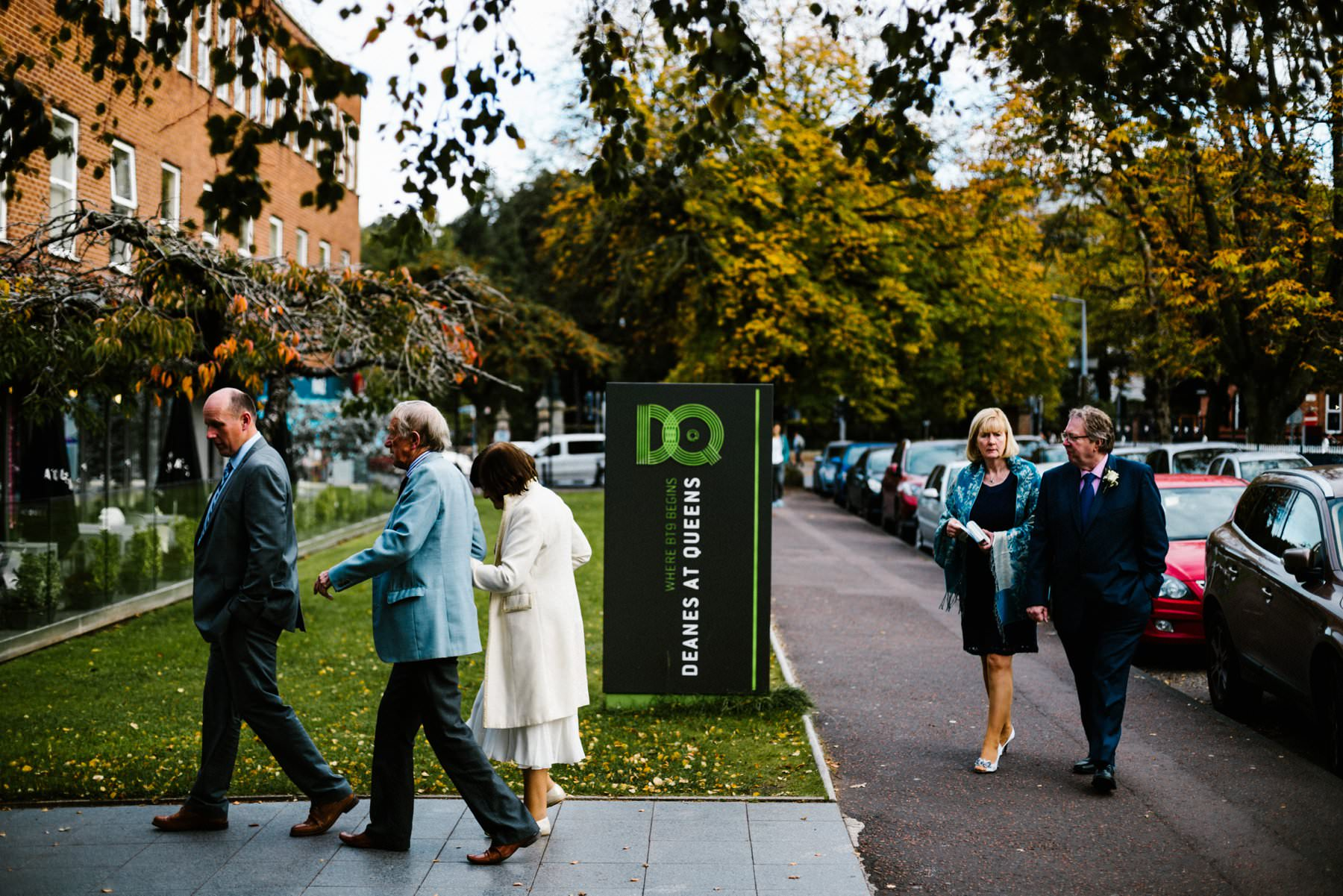 deanes at queens wedding photography northern ireland