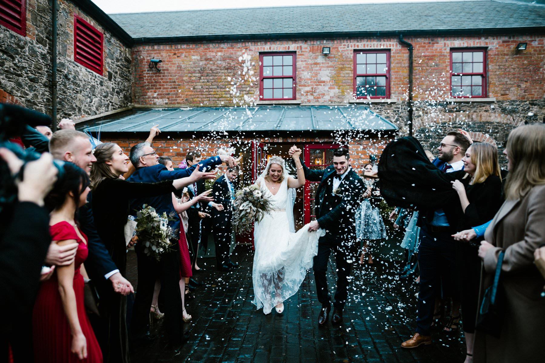 confetti wedding photography northern ireland