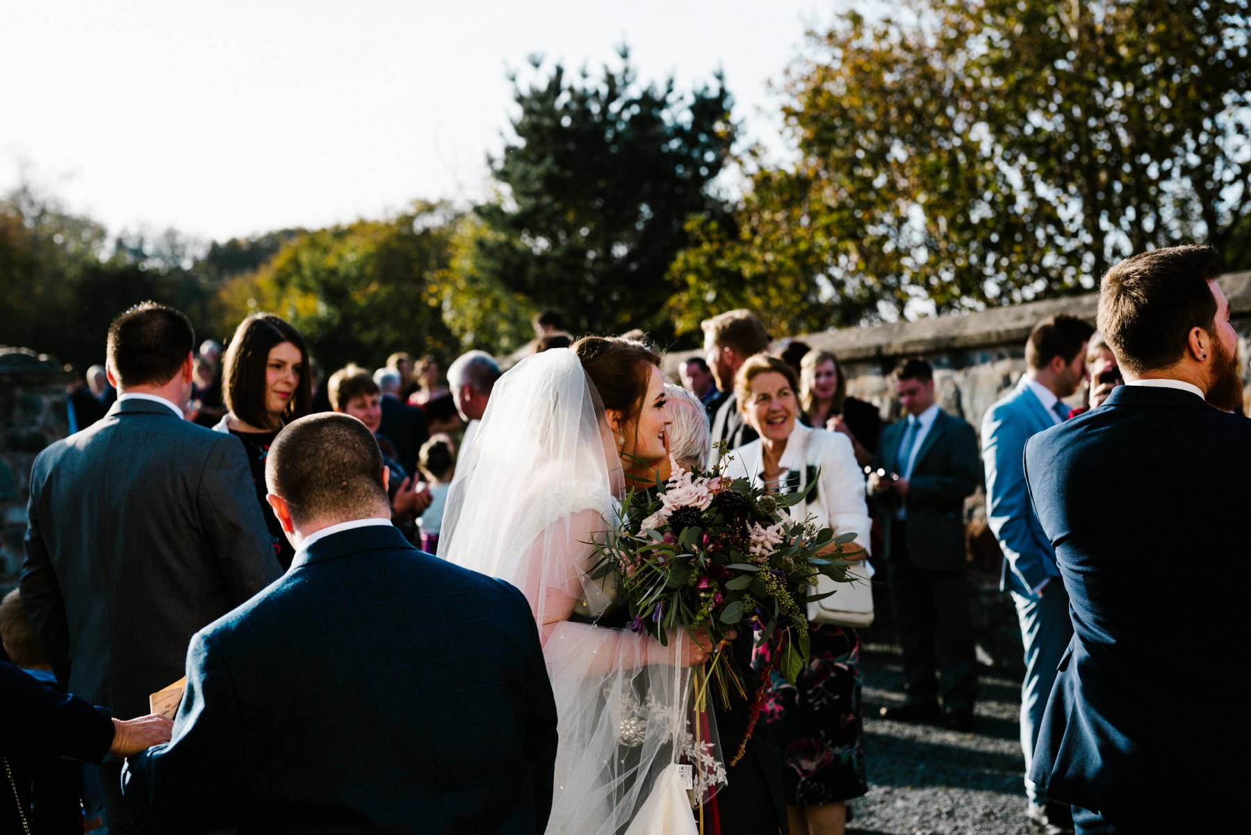 candid wedding photographer northern ireland