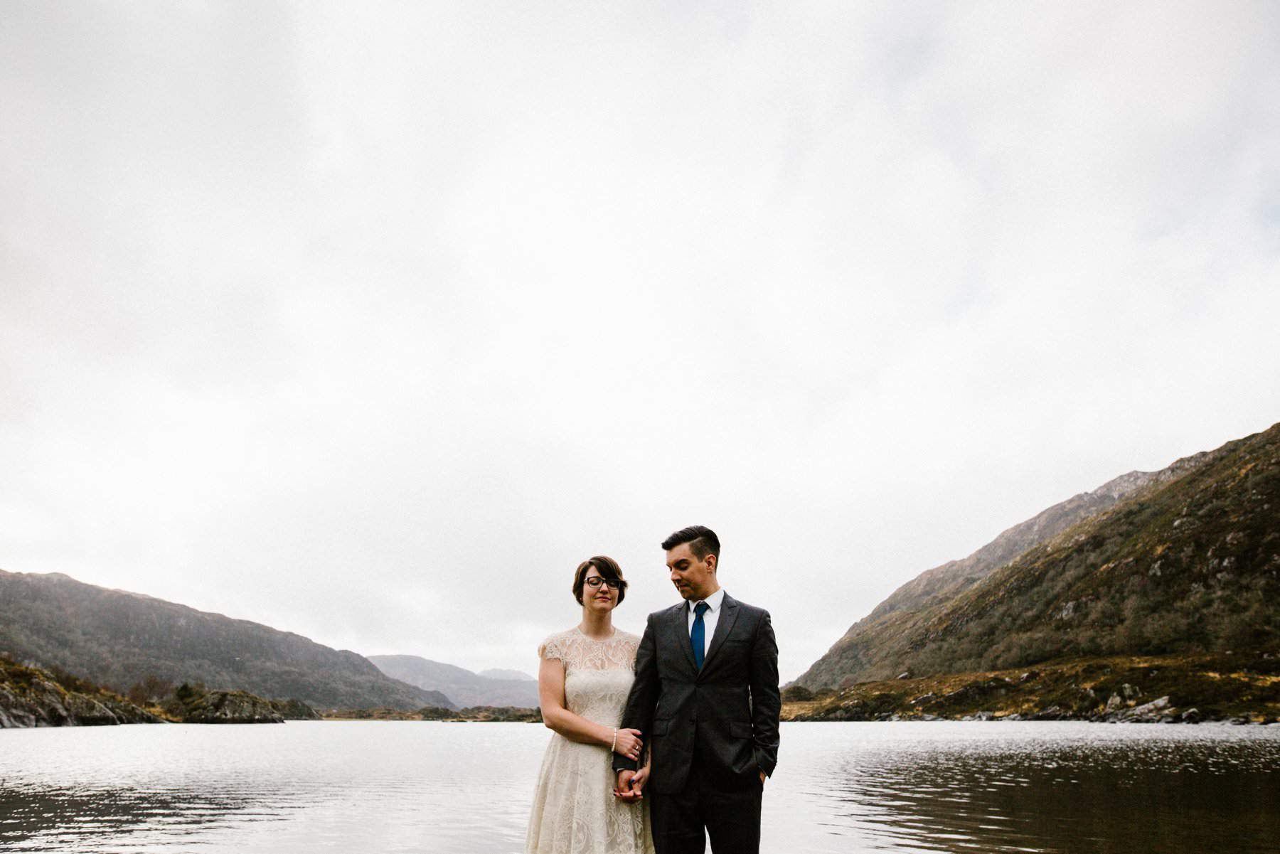 ring of kerry elopement photography ireland